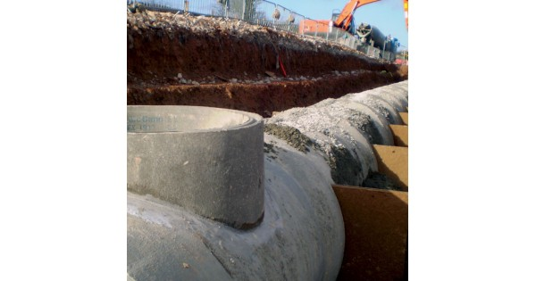 Concrete Drainage Pipes Manhole Covers Soakaways Storm