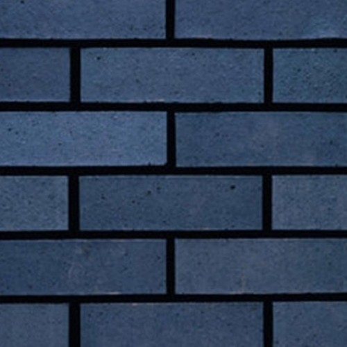 PERFORATED BLUE ENGINEERING BRICK