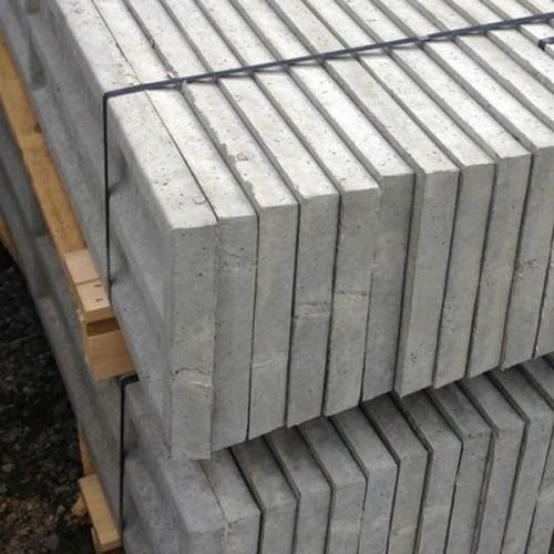 Concrete Plain Gravel Board