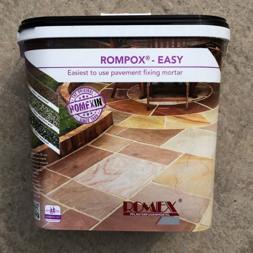 Romex Pavement Fixing Mortar
