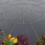Kota Black Limestone Stone Circles