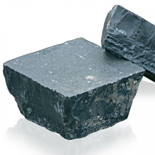 Kota Black Limestone Cobbles