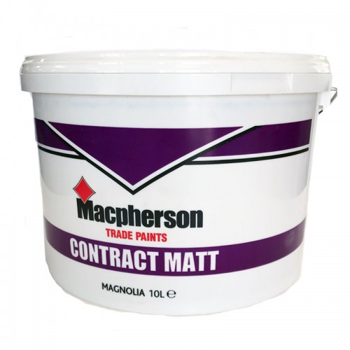 CONTRACT MATT MAGNOLIA 10 LITRE