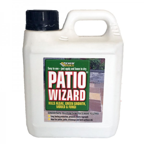 Patio Wizard Cleaner