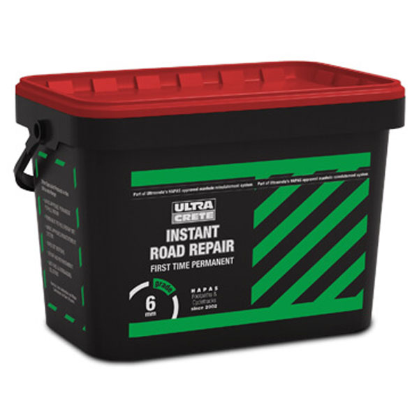 25kg Tub 6mm Instant Road Repair Ir2b