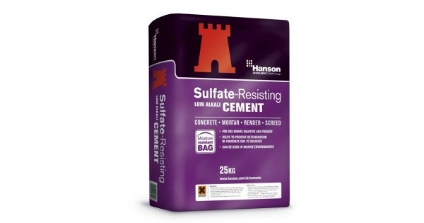 Sulfate Resisting Cement