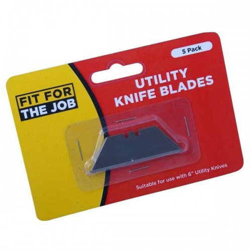 CARDED H/DUTY BLADES