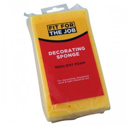 FOAM DECORATING SPONGE