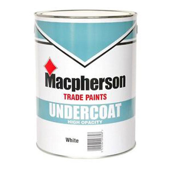 Undercoat White 1 Litre