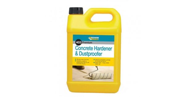 Cement Concrete Hardener : Concrete hardener dustproofer