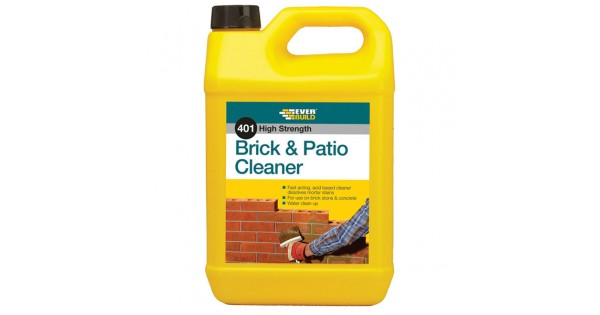 Brick Amp Patio Cleaner