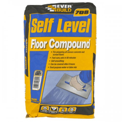 Self Level Floor Compound