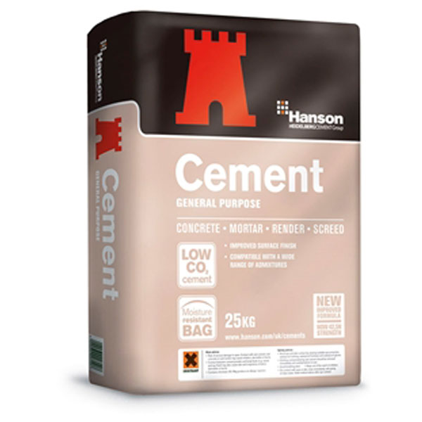 Paper Bag Floors On Concrete: OPC Cement