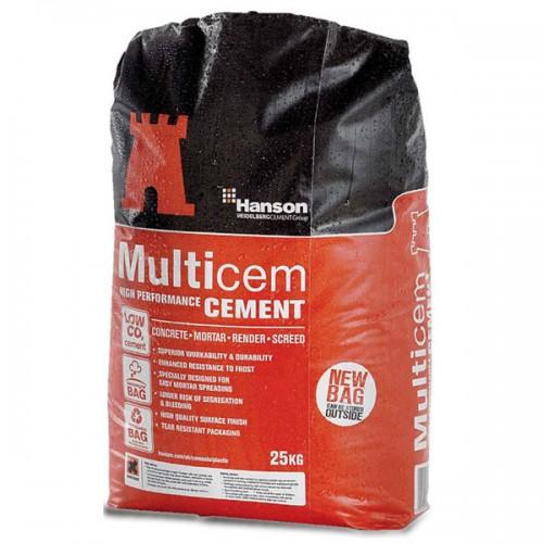Multicem - Plastic bag